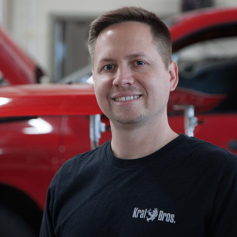 Nathan Kral - Owner / CEO